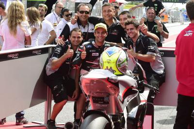 "Zarco: ""I will try to escape and try to ride smart"""
