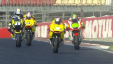 #CatalanGP: Warm Up classe Moto2™