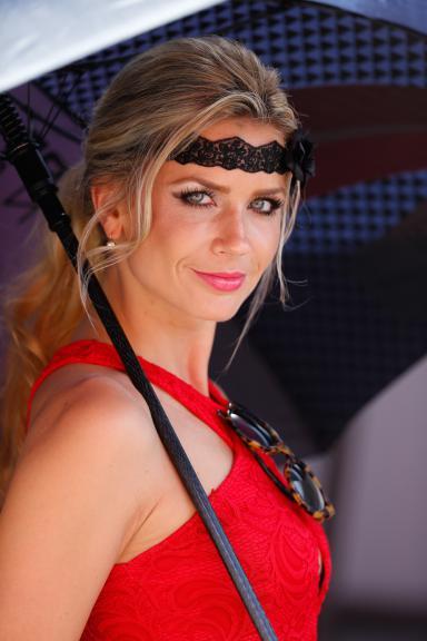 Paddock Girl G.P. Monster Energy de Catalunya