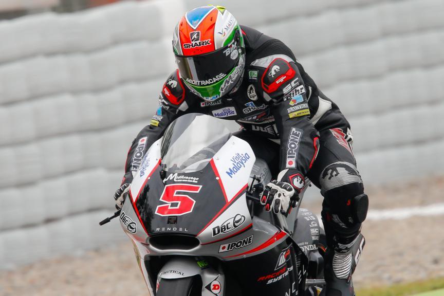 Johann Zarco, Ajo Motorsport - Catalan GP, Moto2 WUP