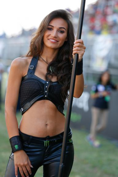 Paddock Girl G.P. Monster Energy de Catalunya