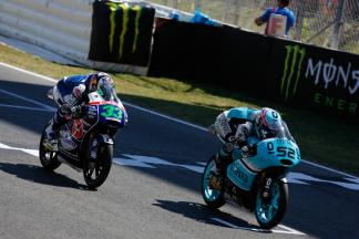 Bastianini: 'Fourth gear didn't enter correctly'