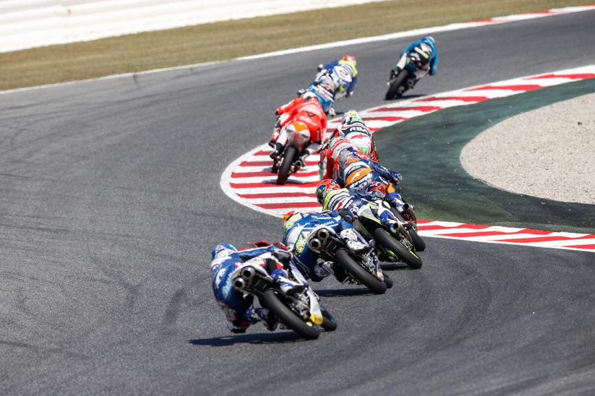 Moto3 Action - Catalan GP, Moto3 RAC