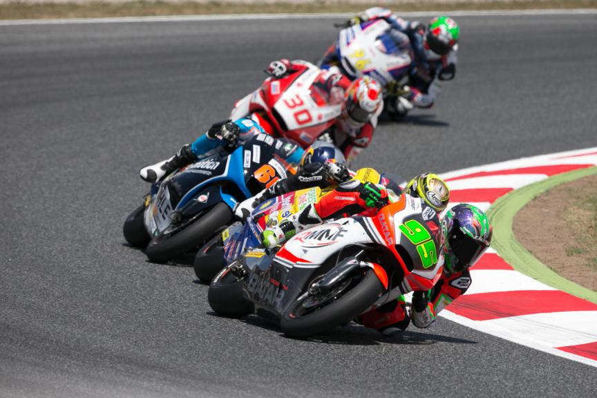 Moto2 Action - Catalan GP, Moto2 RAC