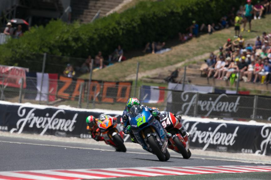 Franco Morbidelli, Italtrans Racing Team - Catalan GP, Moto2 RAC