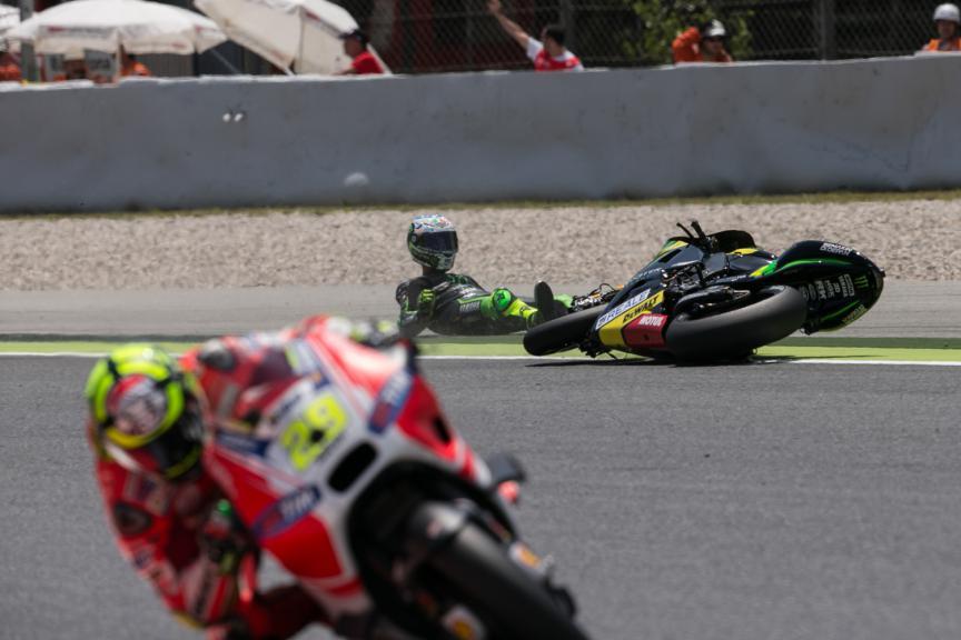 Pol Espargaro, Monster Yamaha Tech3 - Catalan GP, MotoGP RAC