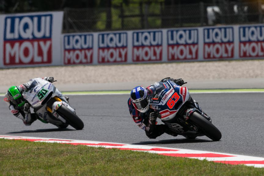 Mike Di Meglio, Eugene Laverty - Catalan GP, MotoGP RAC
