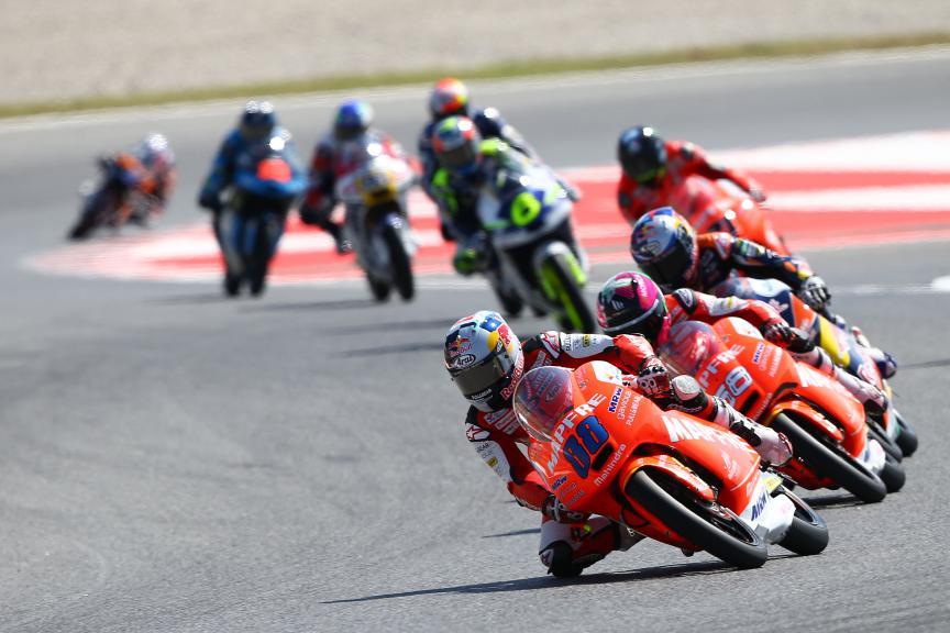 Jorge Martin, MAPFRE Team MAHINDRA - Catalan GP, Moto3 RAC