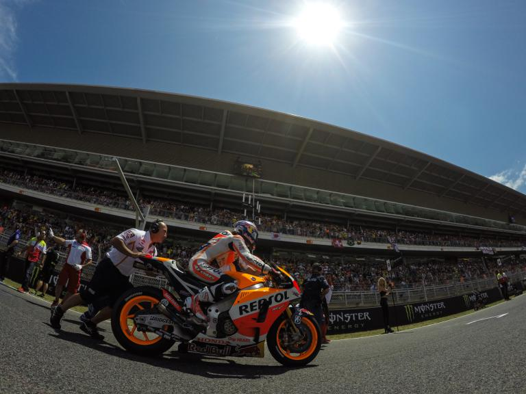 Dani Pedrosa, Repsol Honda Team - Catalan GP, MotoGP RAC