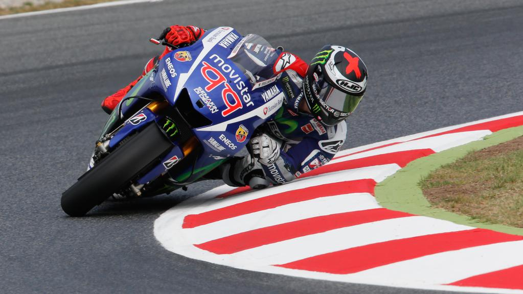Lorenzo - Catalan GP winner