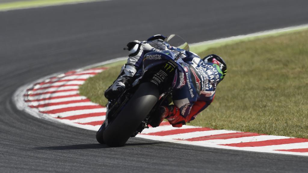 MotoGP Catalunya Sunday Top Lorenzo 1