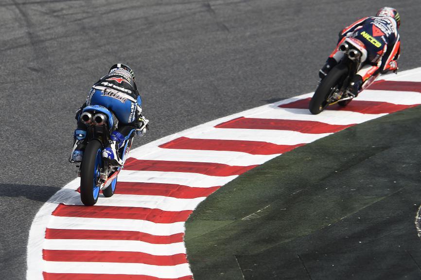 Fabio Quartararo, Estrella Galicia 0,0 - Catalan GP, Moto3 RAC