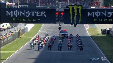 #CatalanGP Moto3™ Rennen
