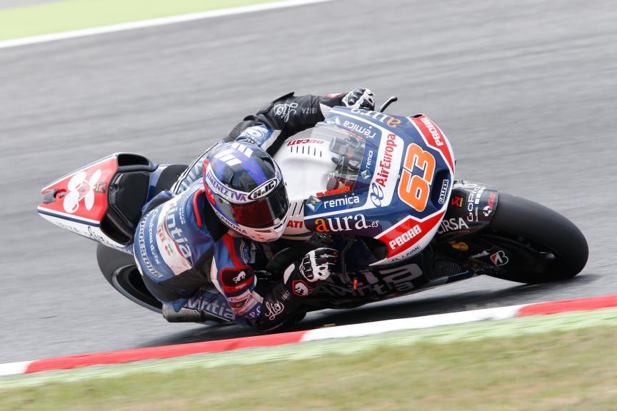 Mike Di Meglio, Avintia Racing, Catalunya Post-GP Test