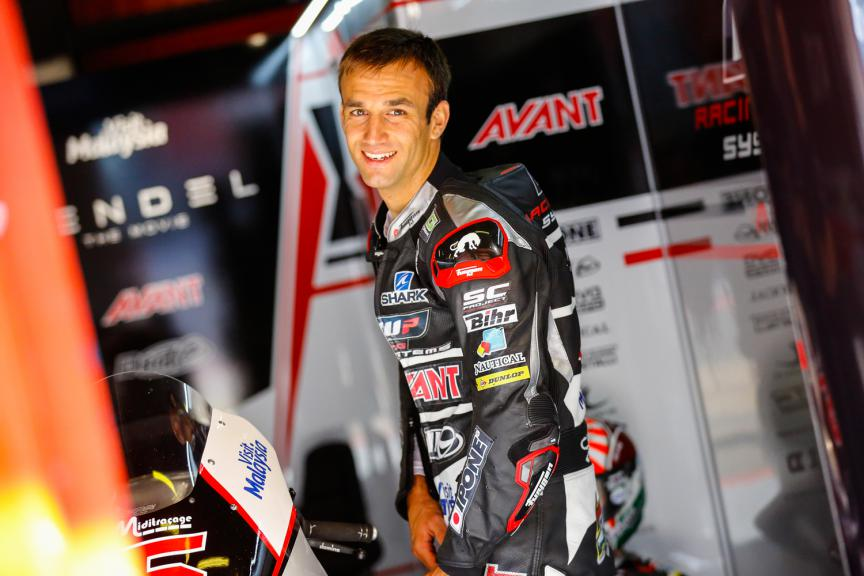 Joahann Zarco, Ajo Motorsport - Catalunya Post-GP Test