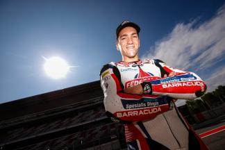 Xavier Simeon, Federal Oil Gresini Moto2 - Catalunya Post-GP Test