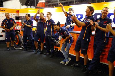 Pedrosa Blog: One more step in the right direction