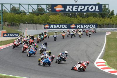 El Circuit de Barcelona-Catalunya acoge el FIM CEV Repsol