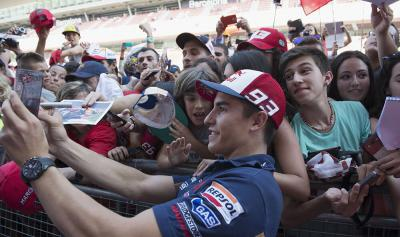 Marquez Blog: Looking forward to visiting Assen