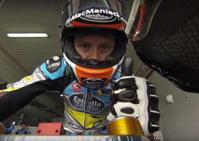 OnBoard lap with Tito Rabat around Aragon