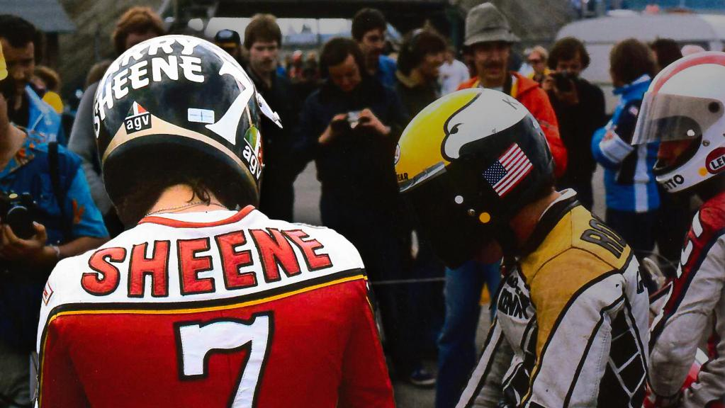 Can Kent live up to the legend of Barry Sheene?