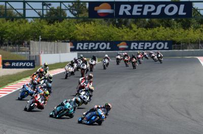 FIM CEV Repsol victors at Barcelona-Catalunya