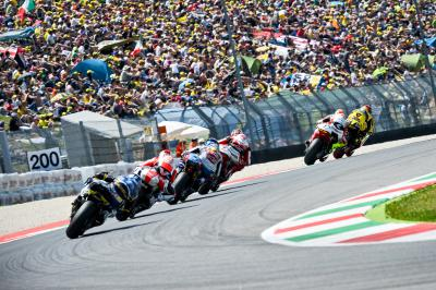 Les statistiques du Moto2™ avant le Motul TT Assen