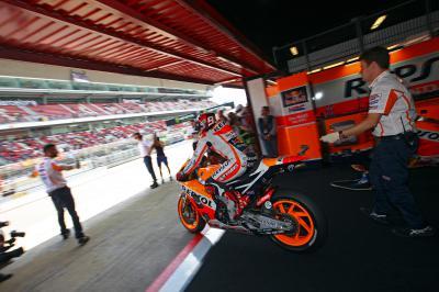 "Marquez: ""Assen passt nicht zur Honda"""