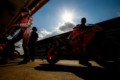 """Marquez: """"Disappointment behind us now as we head to Assen"""""""