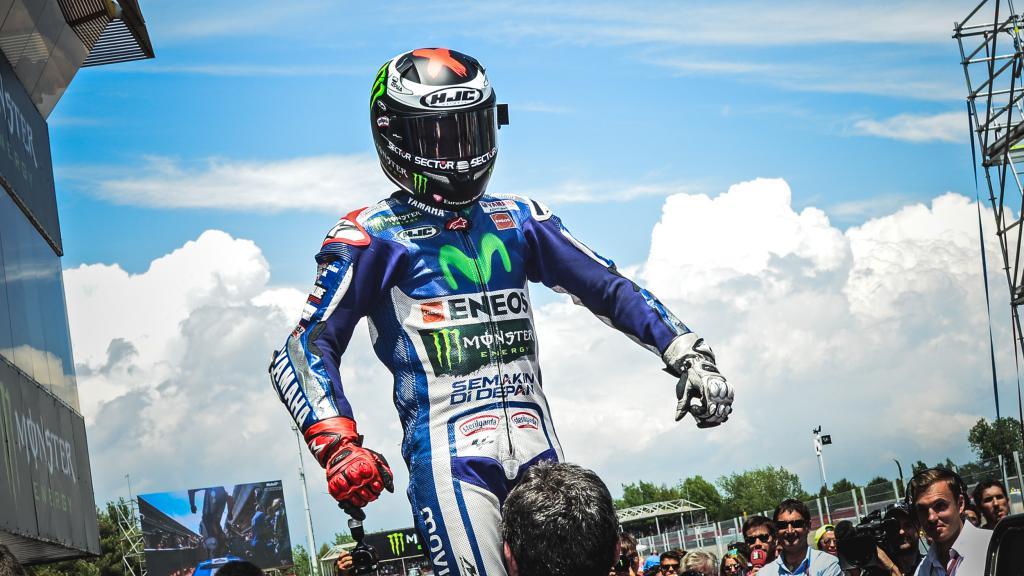 Jorge Lorenzo, Movistar Yamaha MotoGP, Catalan GP