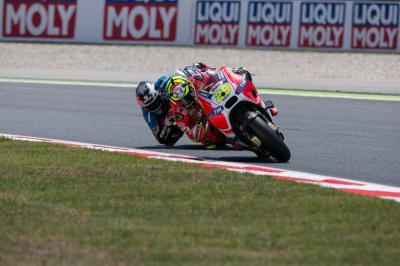 "Iannone: ""GP15 hat noch mehr Potential"""