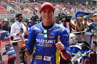 """Espargaro: """"The Cathedral is one of my best tracks"""""""