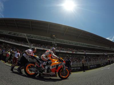 "Pedrosa: ""The arm is feeling better and better"""