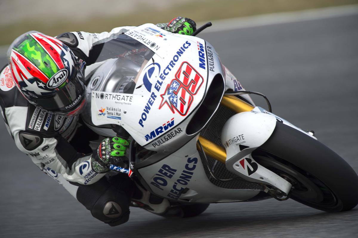 Hayden We Have Stepped Up Our Pace Motogp