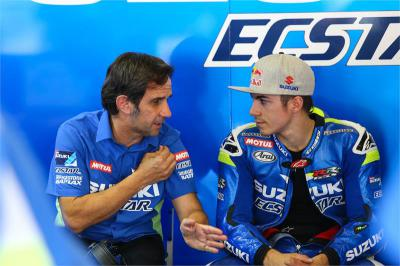 "Viñales: ""I think it will be good for our machines"""