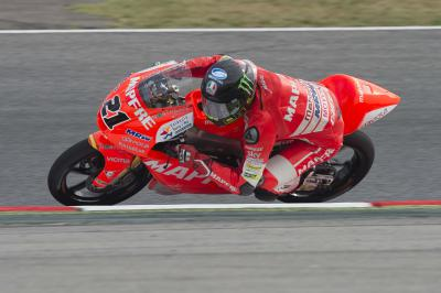 "Bagnaia: ""We know how hard Mahindra are working"""