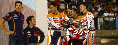 Pedrosa Blog: From A Coruña to Assen