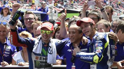 Lorenzo discusses his title chances
