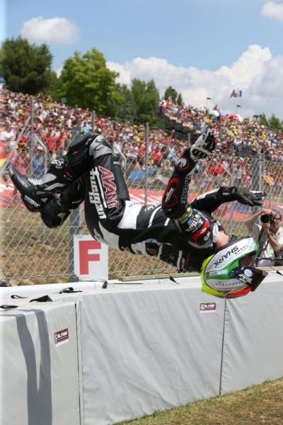 """Zarco:""""The pressure will be on right up to the last chicane'"""