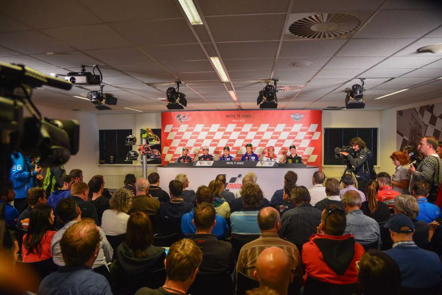 Motull TT Assen Press Conference