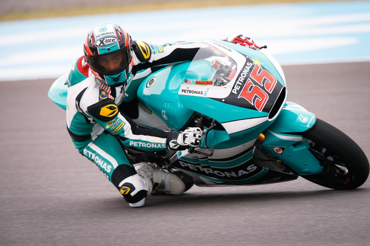 Syahrin Interview: Hopefully we can reach the podium | MotoGP™