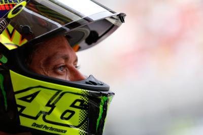 """Rossi: """"Para manter a liderança tenho de terminar na frente"""""""