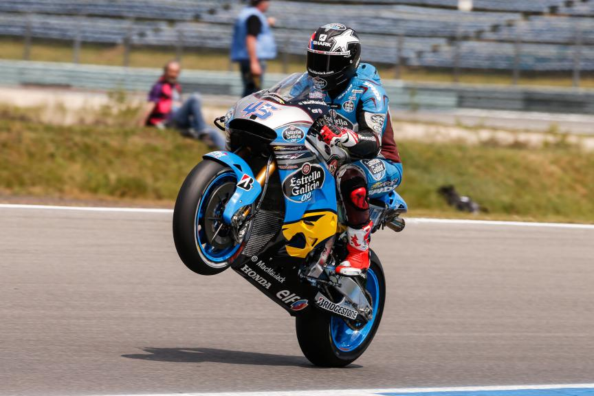Scott Redding, EG 0,0 Marc VDS, Assen FP2
