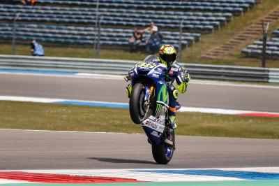 Rossi responds to rivals
