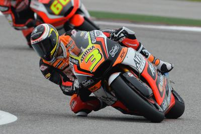 "Corsi: ""I used the soft tyre on the last run"""