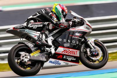 Zarco gibt das Tempo in der Moto2™ vor