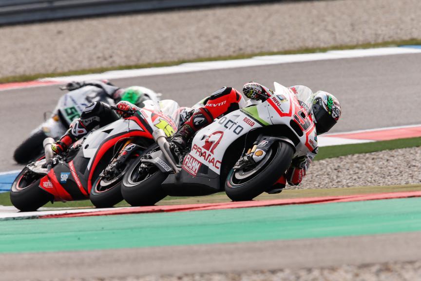 Danilo Petrucci, Octo Pramac Racing, Assen FP2