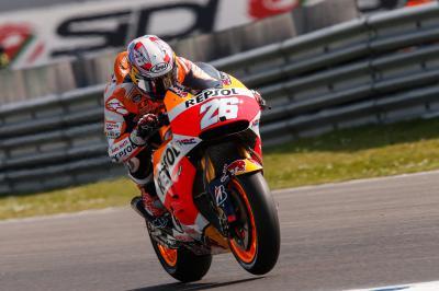 Pedrosa vuelve a encabezar una clasificación de MotoGP™