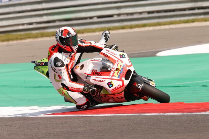 Yonny Hernandez, Octo Pramac Racing, Assen FP1