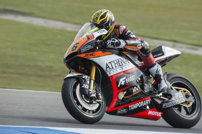 Baz deuxième en Open pour sa découverte d'Assen en MotoGP™
